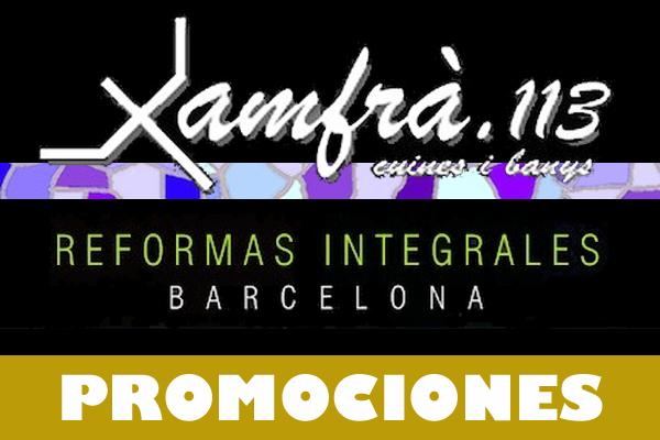 PROMOCIONES REFORMAS EN BARCELONA